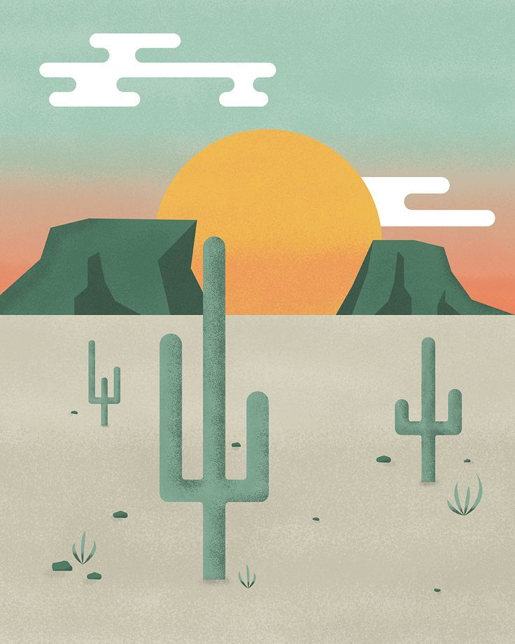 Meanwhile in AZ by Nate Smith - Desert Sun, Sunset ...