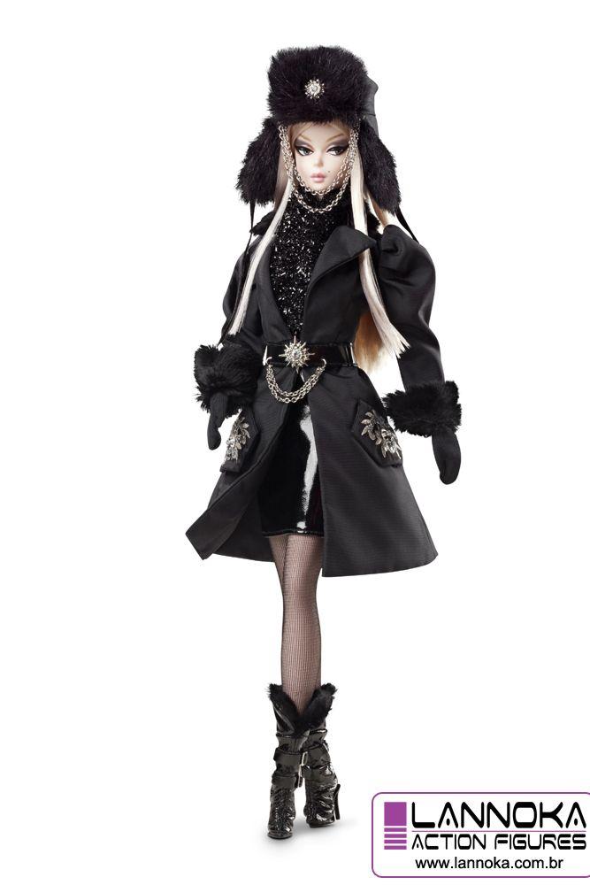 MEU MUNDO DAS BARBIES // Oficial: Barbie Collector na Lannoka