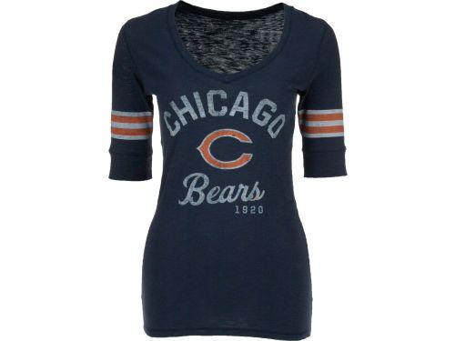 52453430 Chicago Bears '47 NFL Womens Midfield Scrum T-Shirt | DA Bears ...