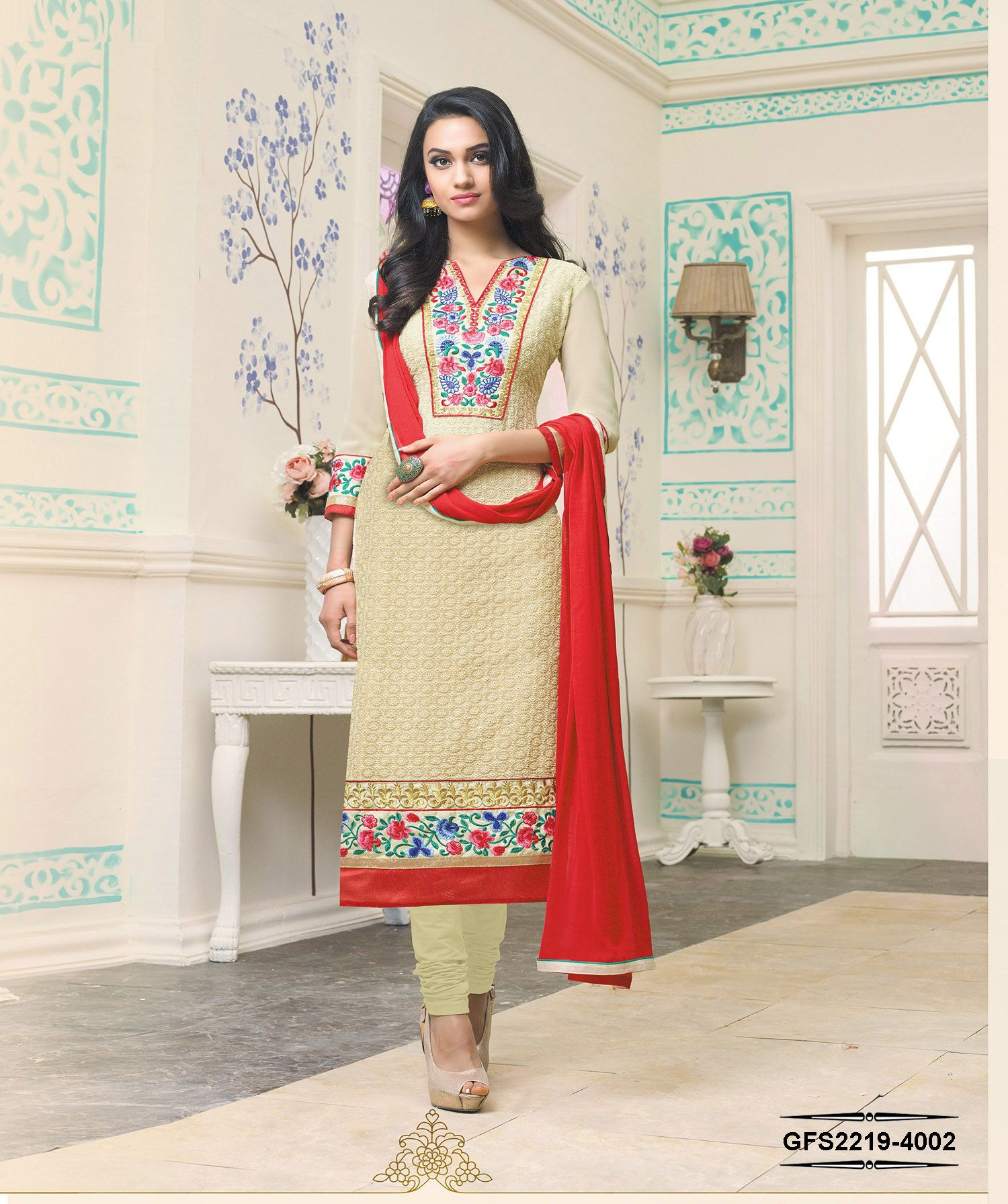 Buy this dress goohejdi kastoori embroidery