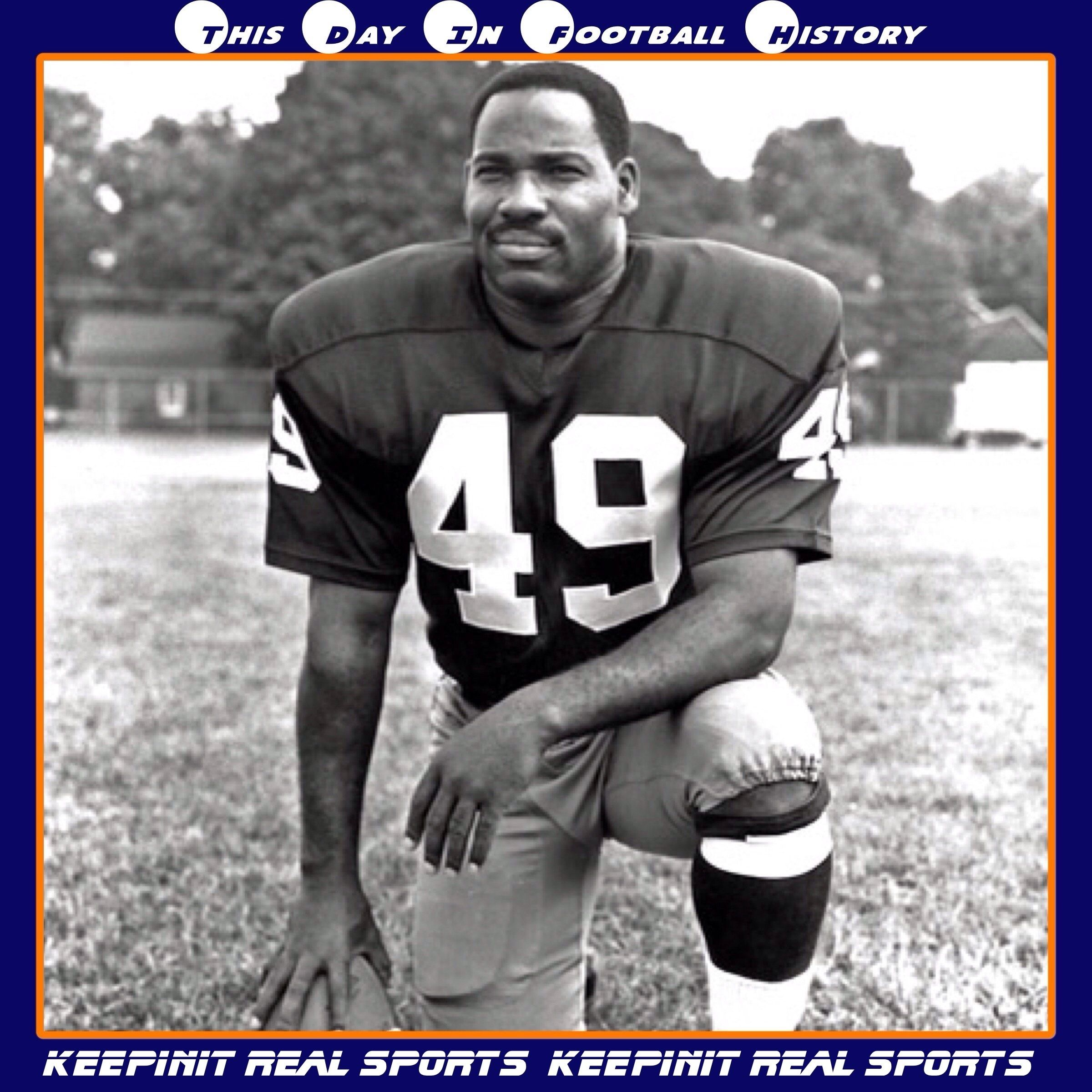 This Day In Football History November 15,1959 Cleveland