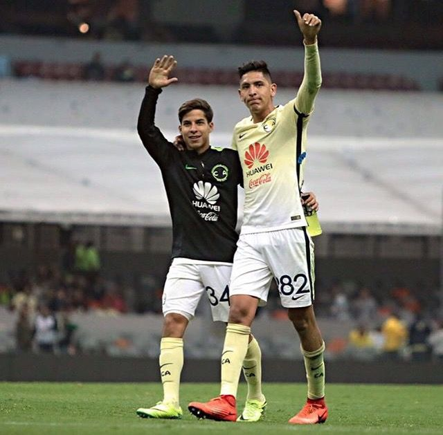 info for ef3b8 c1a23 Edson Alvarez y Diego Lainez | Club America | Club america ...