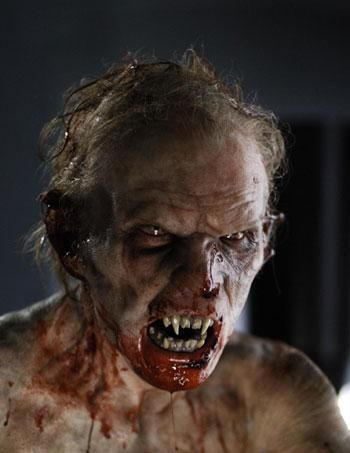 The Vampire from the movie daybreak