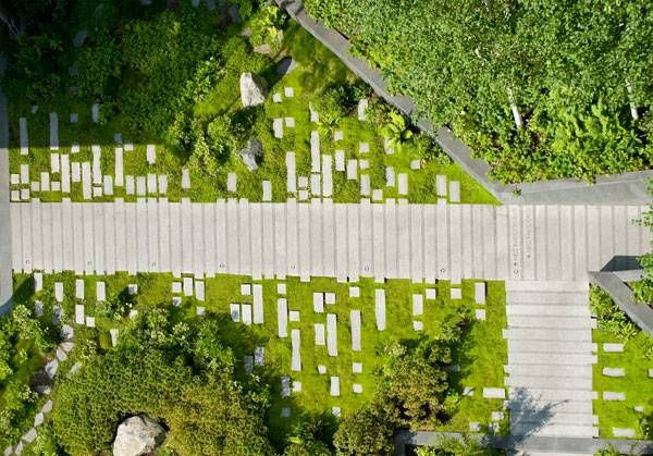 How Neo Bankside Became An Unexpected Urban Site For The Birds And The Bees Creative Landscape Urban Landscape Park Landscape