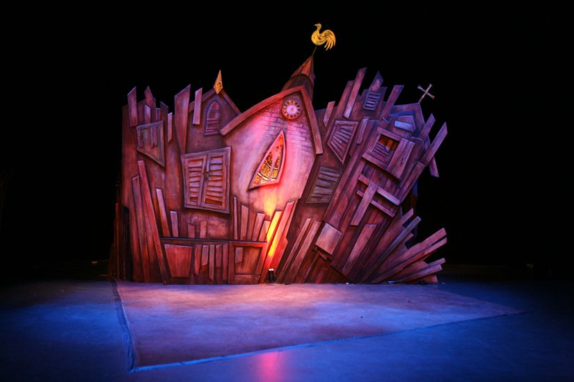 the importance of a theatrical design in a play The top ten reasons why theatre is still important in accounting for the body in the design of the future will seeing a play at a theatre can spark several.
