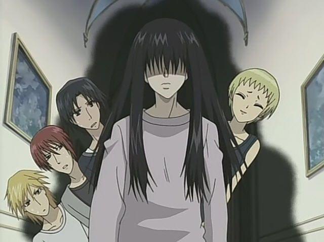 Yamato Nadeshiko Shichi Henge Sunako Nakahara Wallflower Anime