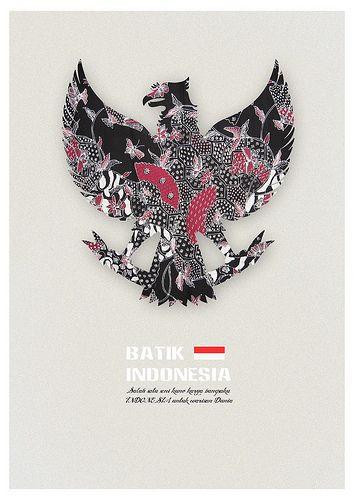 Batik Indonesia Poster Batik Pattern Indonesian Art Batik Kebaya