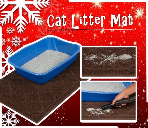 Cat Litter Mats \u2013 How to Stop Cat Litter from Spreading and Tracking