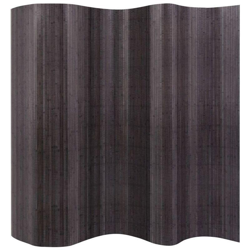 Cloison De Separation Bambou Gris 250 X 195 Cm 244611 En 2020