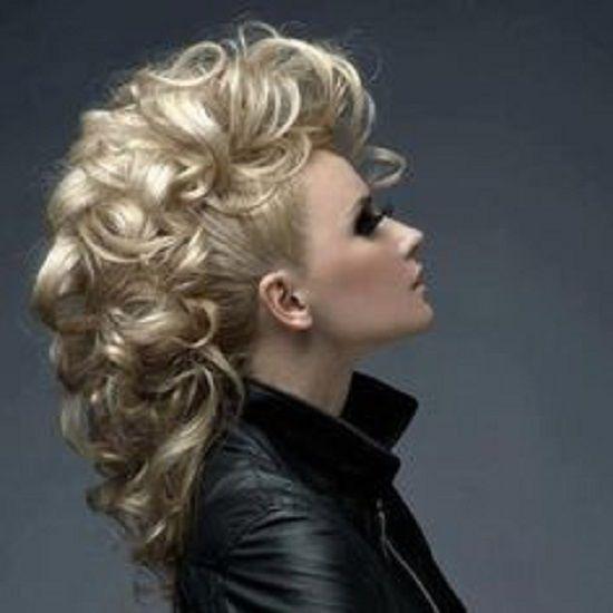 Updo For Long Hair Mohawk Women Hairstyles Ideas Mohawk Hairstyles For Women Long Hair Mohawk Long Hair Updo