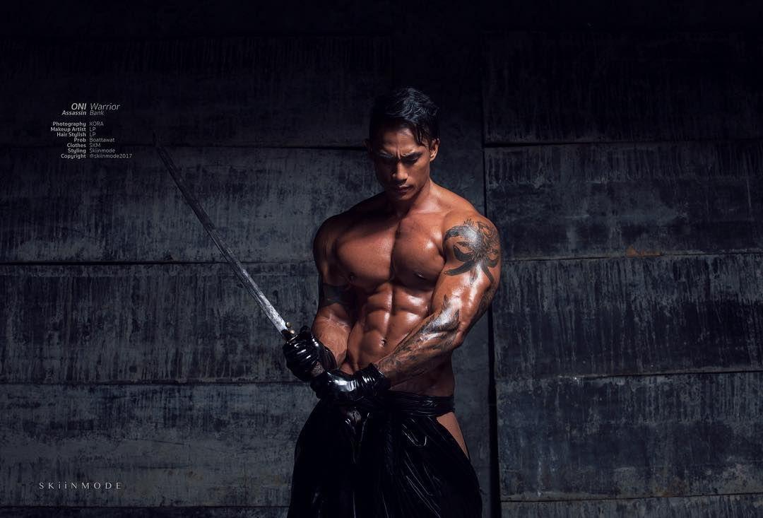 Skiinmode Oni Warrior Blogspot: Oni Warrior By Skiinmode #skiinmode #oni #japanesemodel