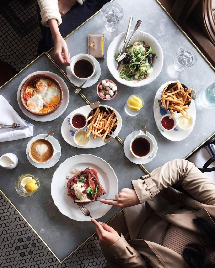 13 Instagram Worthy Brunch Spots In Nyc With Images Brunch Nyc Nyc Food Brunch New York