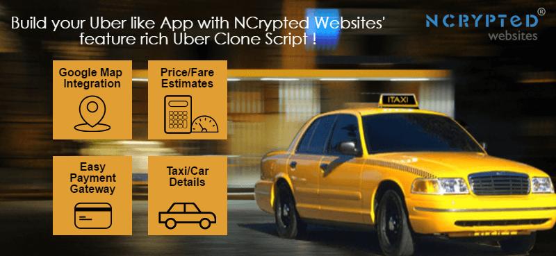 Build an exemplary Uber Clone App using best Uber Clone