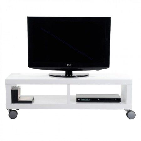 Hoogglans Verrijdbaar Tv Meubel Meubels Pa Flat Screen