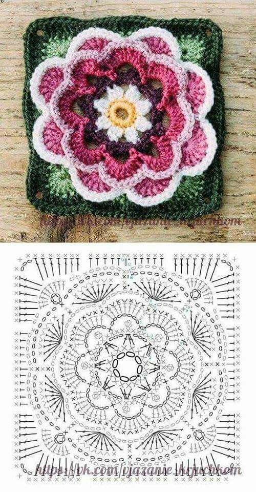 Pin de Roo en Figuras * Crochet | Pinterest | Patrón gratis ...