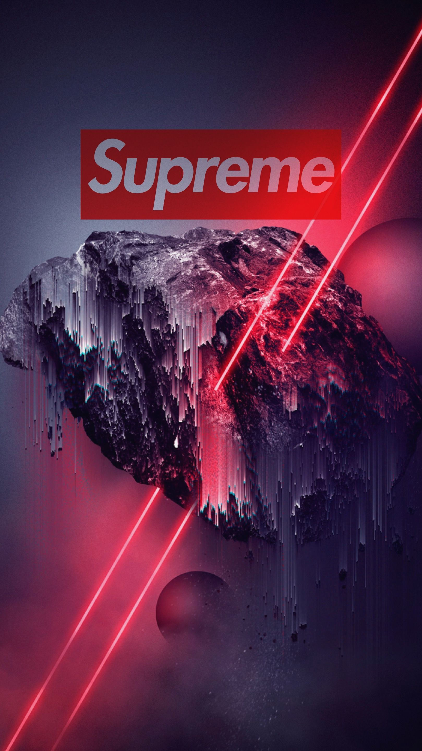 Pin by Justin Ward on Supreme iphone wallpaper in 2020