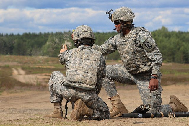 Train As You Fight United States Army Us Marine Corps Army