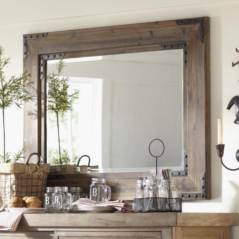 Industry Mirror Industrial Bathroom Decor Bathroom Decor