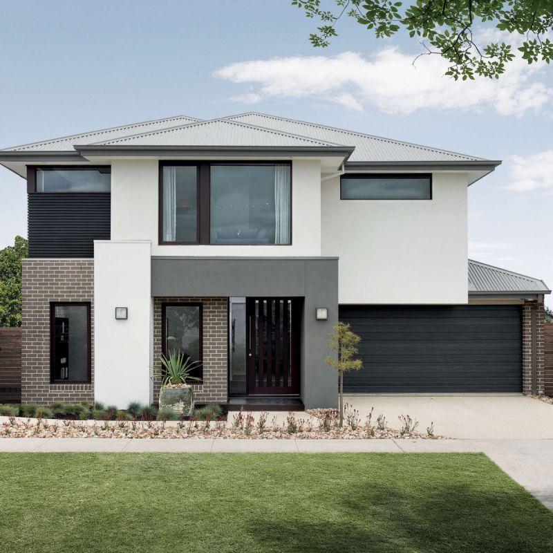 Facade House, House Design