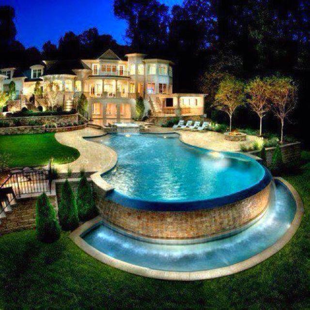 Dream house. (:
