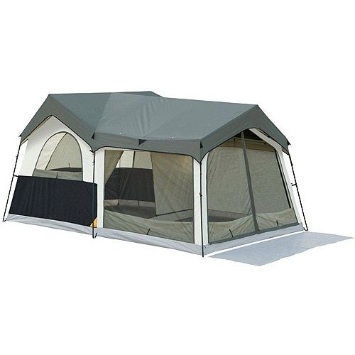 Walmart Ozark Trail 6 Person Vacation Cabin Tent Cabin Tent Tent Dome Tent