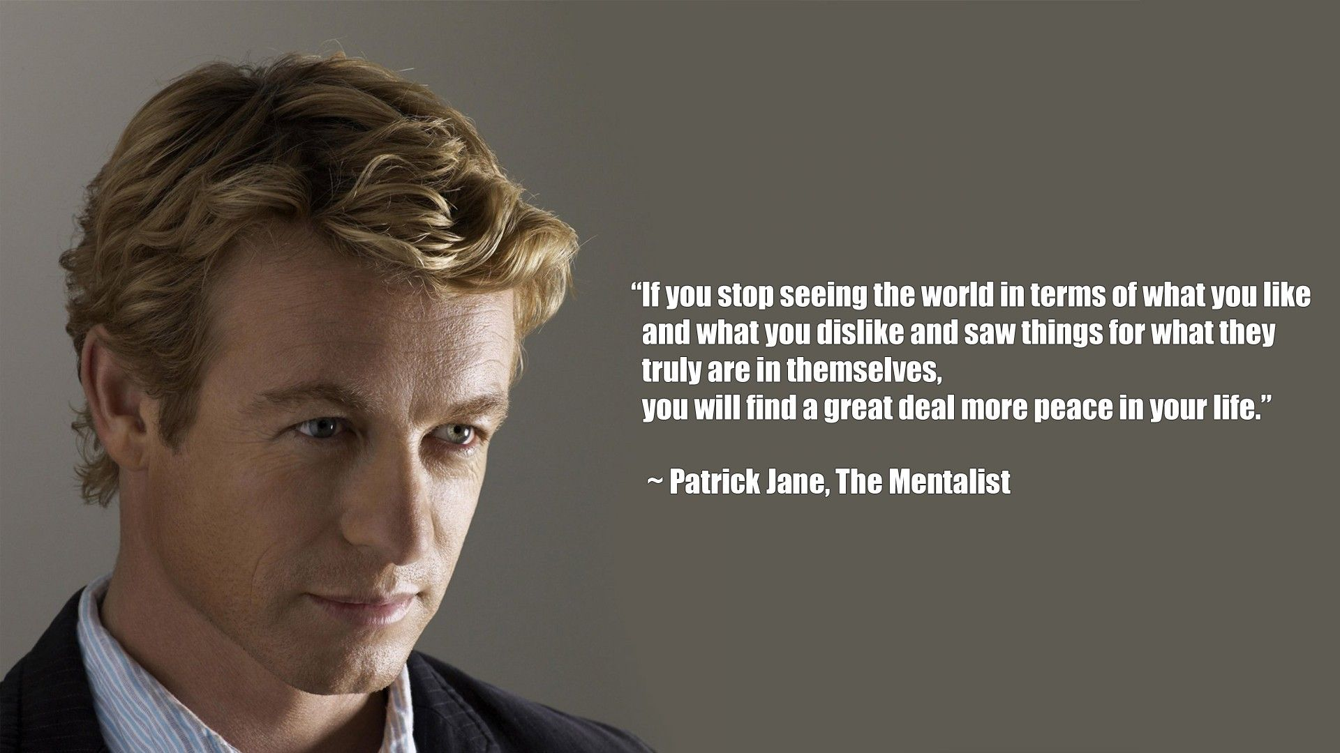 Pin By Jenny Laforest On The Mentalist The Mentalist Patrick Jane Simon Baker