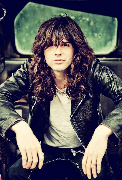 Pin By Michele Puuohau On My Style Long Hair Styles Men Rocker Hair Long Hair Styles