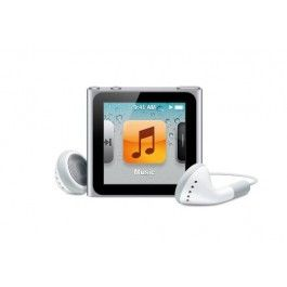 apple ipod nano 6th generation 8gb silver mc525ll a apple devices rh pinterest com Nano Model Mc525ll iPod Model Mc525ll