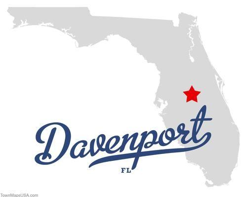Map Of Davenport Florida.Map Of Davenport Florida Fl New Florida Life In 2018 Pinterest