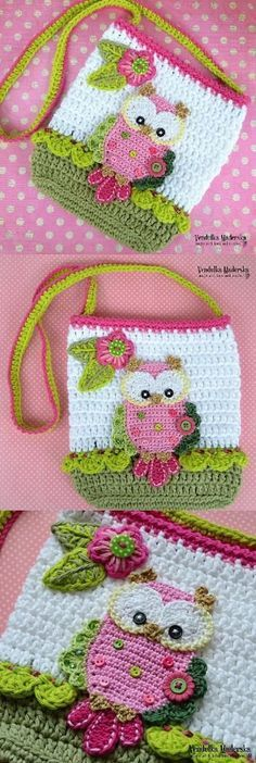 Awesome Crochet Patterns And Projects Pinterest Crochet Owl