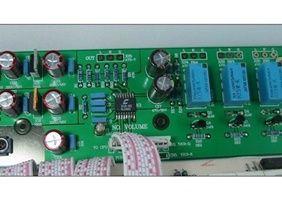 Crystal CS3310 Hi Fi Digital Remote Volume Control Preamplifier Kit