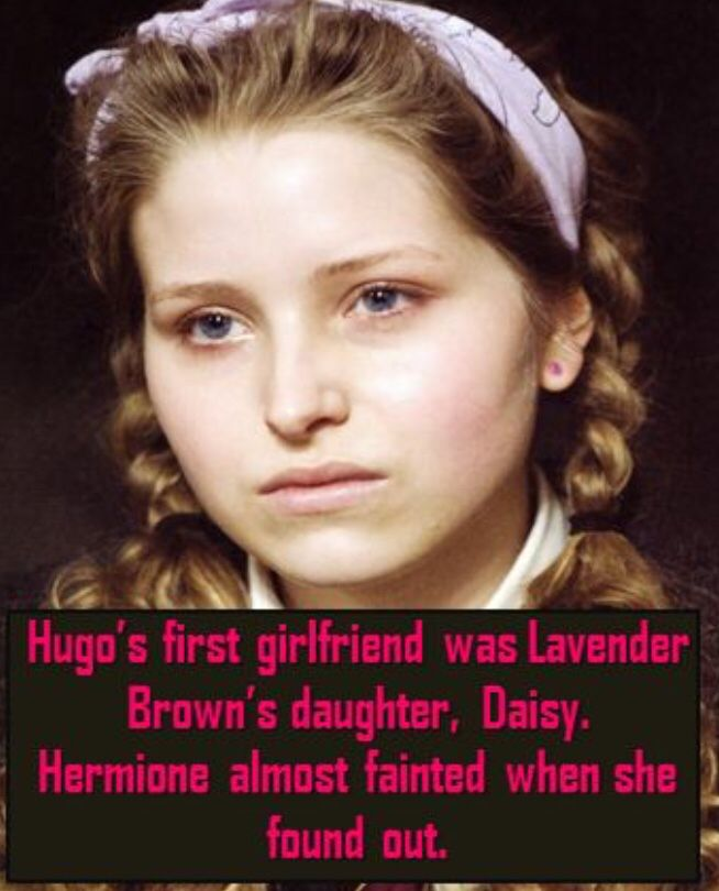 Lavender Brown Harry Potter Memes Harry Potter Facts Harry Potter Collection
