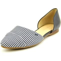 Tommy Hilfiger Naree 2   Pointed Toe Canvas  Flats