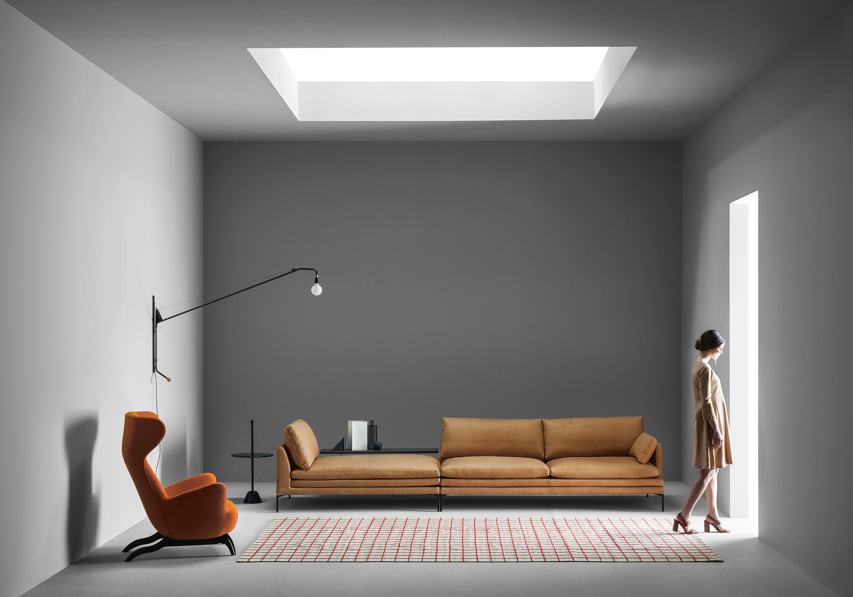 William 1330 Sofas From Zanotta Architonic Minimalist Home Interior Minimalist Bedroom Minimalist Interior