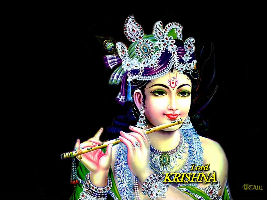 HD WALLPAPERS: Lord Sri Krishna (wallpapers