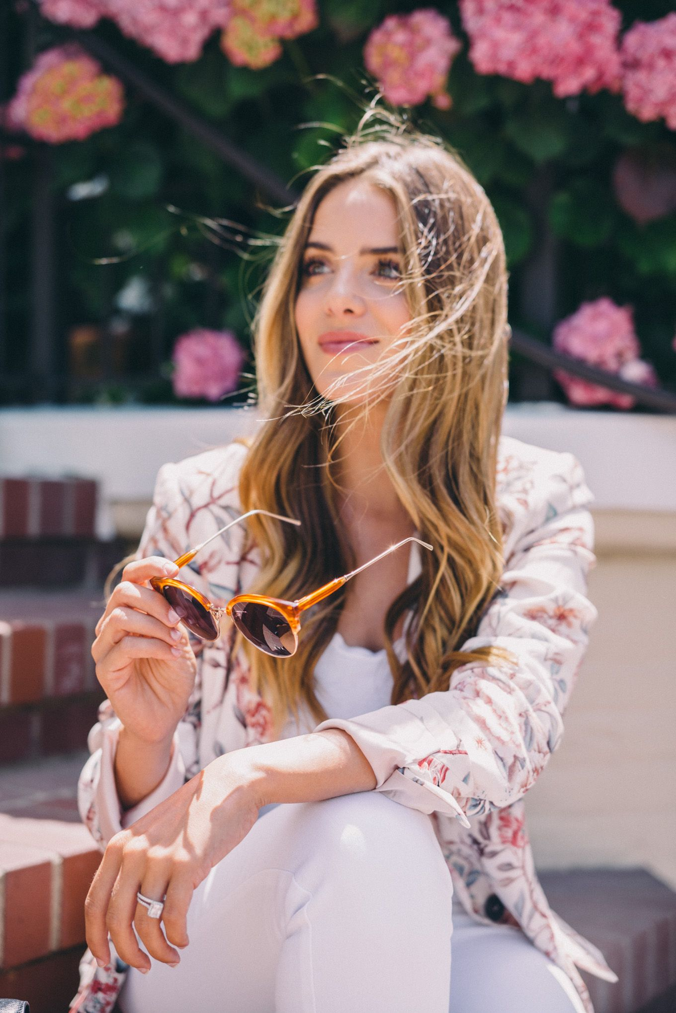 Shades of Summer Gal meets glam, Julia engel hair