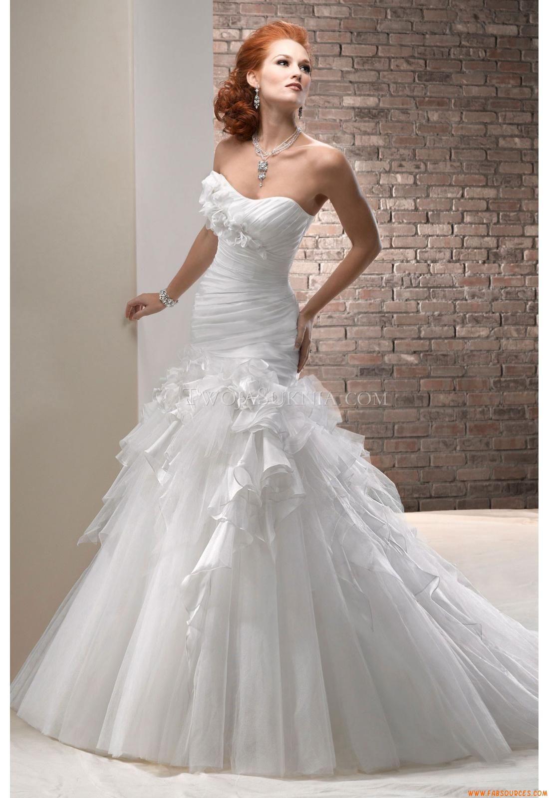 Robes de mariée maggie sottero elra divina robe de mariage haut