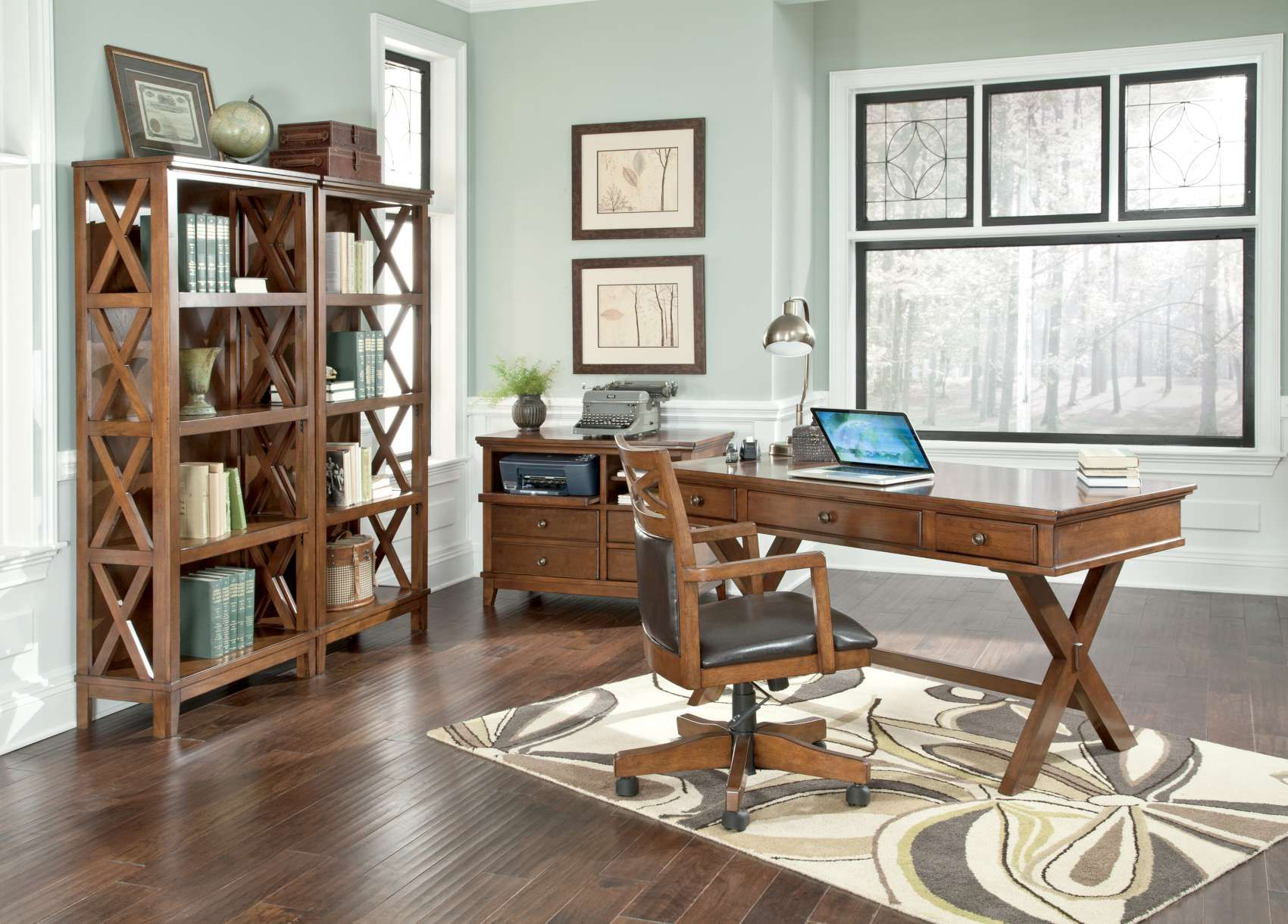 Cool Home Office Collections  Ideas For Small Office Spaces