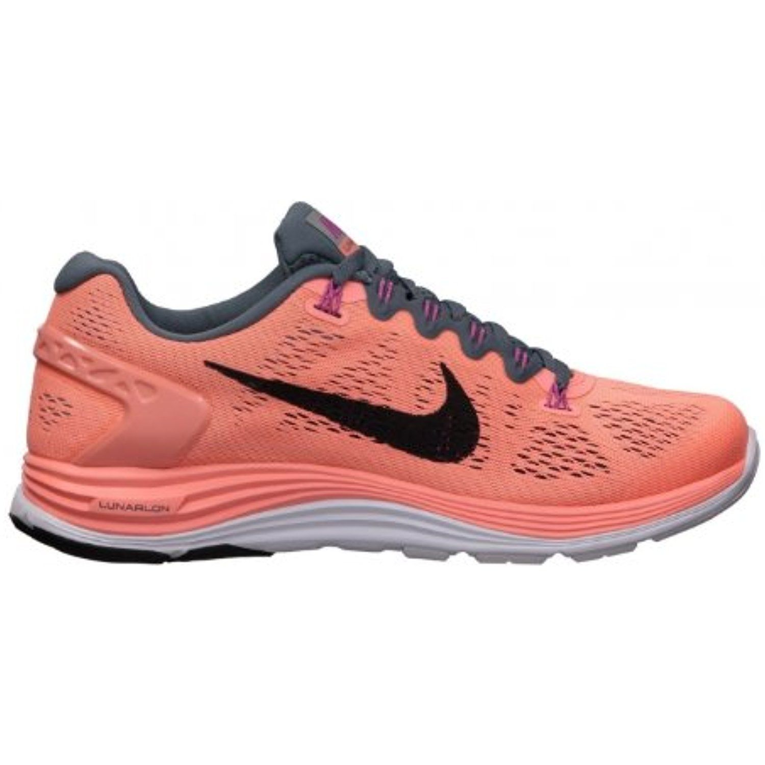 1b72973b6527 Womens Lunarglide 5 Running Shoes 599395-604 Sz 10.5 Atomic Pink     Find  out more about the great product at the image link. (This is an affiliate  link)   ...