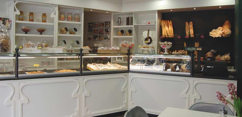 Dise o y decoracion de vitrinas pasteleria cafe buscar - Decoracion de cafeterias ...