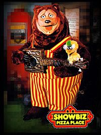 Showbizpizza Com The History Of Showbiz Pizza And Chuck E