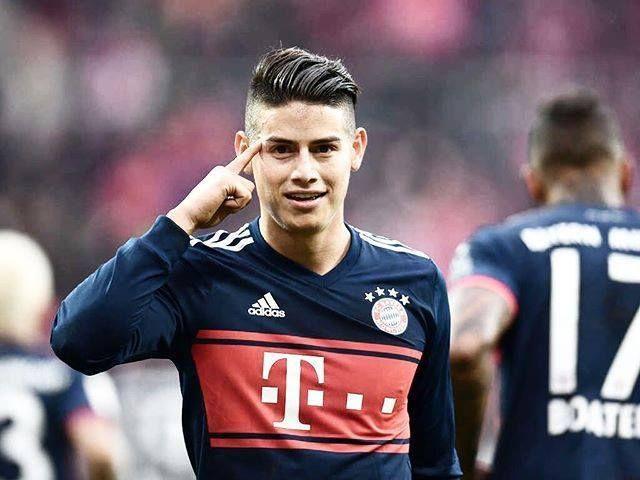 Jupp Heynckes Con su nivel actual James Rodriguez es una bendición para el  Bayern Munich