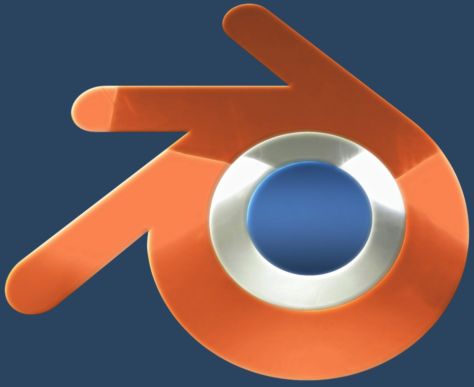 Blender Logo Three Things To Sell Artwork Ampersand