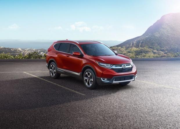 Đánh giá xe Honda CR-V 2017