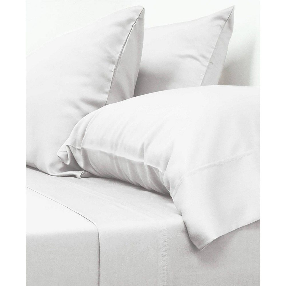 Queen 100 Viscose From Bamboo Classic Sheet Set Beach Linen