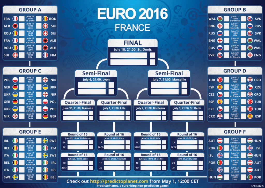 1000  ideas about Euro 2016 Schedule on Pinterest | Things To Come ...