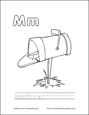 Homeschooling Book Letters Coloring Pages Coloring Books