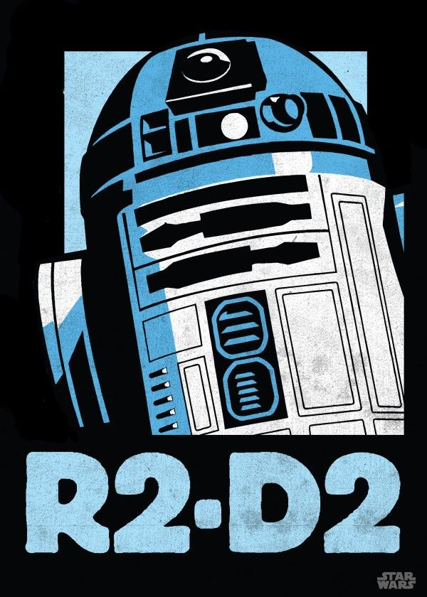 Star Wars Icons Displate Posters