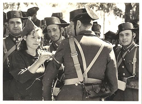Franco heads Spain