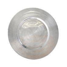 Platzteller Circle klar ca D:33 cm